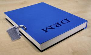 DRM'ed Book